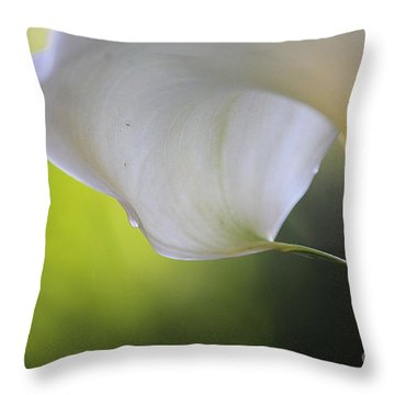 The Otherside Of Lily Throw Pillow