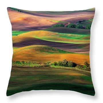 Countryside Throw Pillows