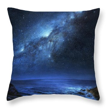 The People Of Pinnacle Point Throw Pillow