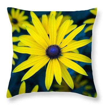 The Perennial Petal Throw Pillow