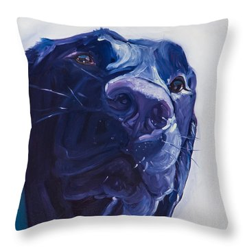 The Perfect Day Throw Pillow
