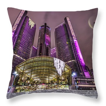 Throw Pillow featuring the photograph The Persistence Of Time by Nicholas  Grunas
