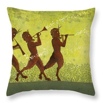 Centaur Throw Pillows