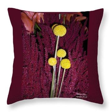 The Power Of Awareness Throw Pillow