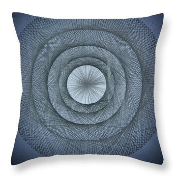 The Power Of Pi Throw Pillow