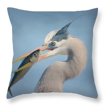 The Prize 2 Throw Pillow