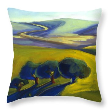The Promise 2 Throw Pillow