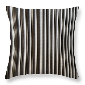 The Rack Throw Pillow by Wendy Wilton