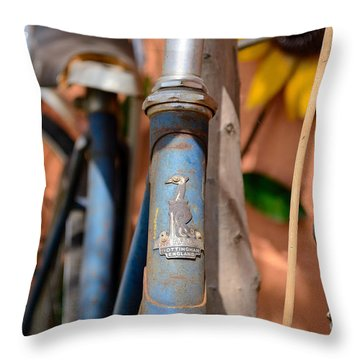 The Raleigh Throw Pillow