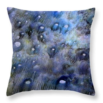 The Rapture Throw Pillow