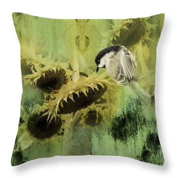 The Reach Throw Pillow