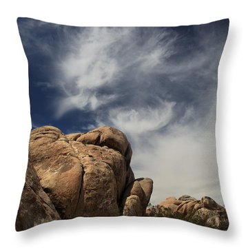 The Reclining Woman Throw Pillow