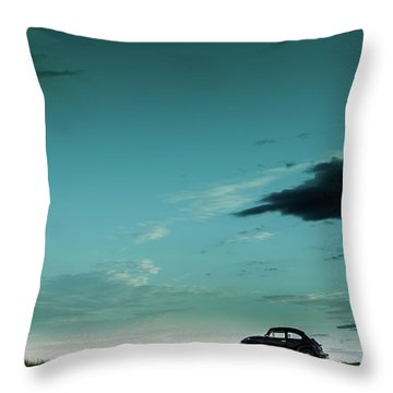 Volkswagen Throw Pillows