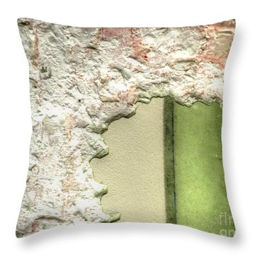 The Results Of Indecision Throw Pillow