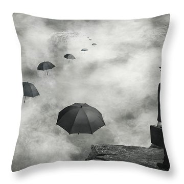 Businesses Throw Pillows