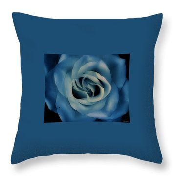 Throw Pillow featuring the photograph The Scent Of Your Soul by Marija Djedovic