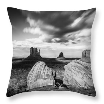 The Searchers Throw Pillow