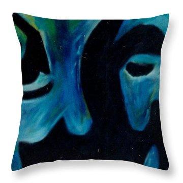 The Shinning Throw Pillow