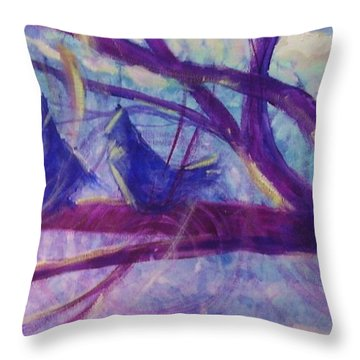 The Song Makers Throw Pillow
