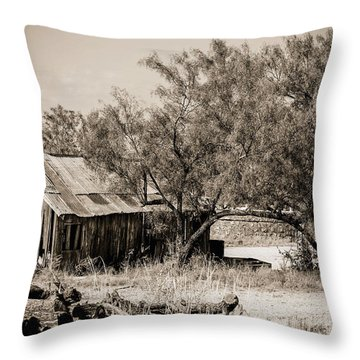 Throw Pillow featuring the photograph The Spread by Amber Kresge