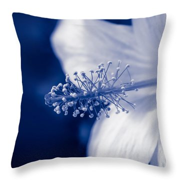The Spring Wind Whisper Throw Pillow