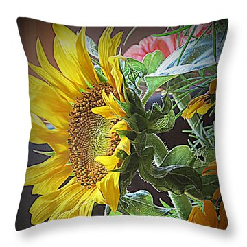 The Standout  Throw Pillow