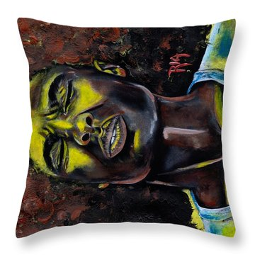 The Sun Dont Shine 4ever But As Long As Its Here Then We Might As Well Shine 2gether  Throw Pillow