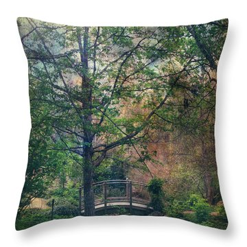 The Sweet Hereafter Throw Pillow by Laurie Search