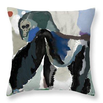 Strong Throw Pillows