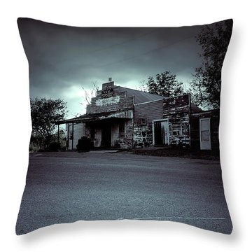 Tcm #10 - General Store  Throw Pillow
