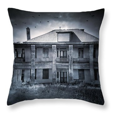 Tcm #9  Throw Pillow