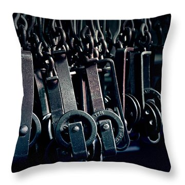 Tcm #2 - Slaughterhouse  Throw Pillow
