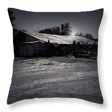 Tcm  #7 - Slaughterhouse Throw Pillow