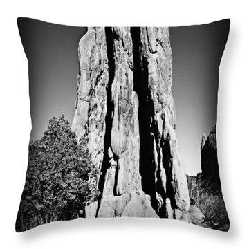 The Three Graces Throw Pillow by Stephen Stookey