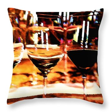 The Toast Throw Pillow