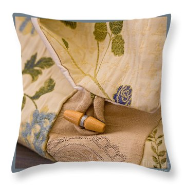 The Toggle Throw Pillow