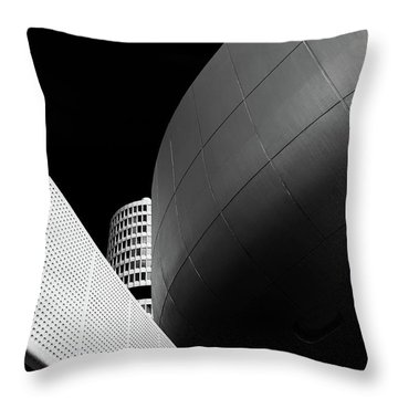 Contrast Throw Pillows