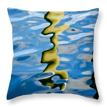 The Transformative Power Of Water Throw Pillow