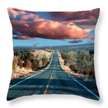 The Trip Throw Pillow