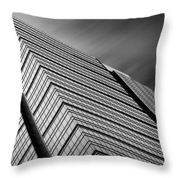 The Triumph Of Steel Throw Pillow