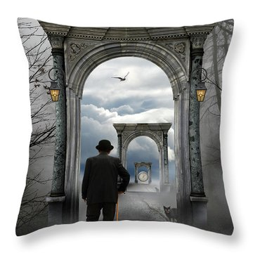 Melt Throw Pillows
