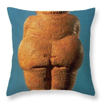Fertility Symbols Throw Pillows