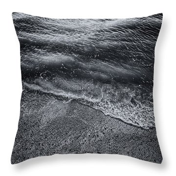 The Way To Unknown Throw Pillow by Svetlana Sewell
