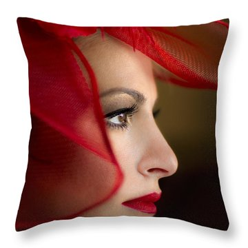 The Way You Look Tonight Throw Pillow