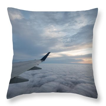 The Window Seat Throw Pillow
