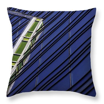 The Wit Series One Throw Pillow