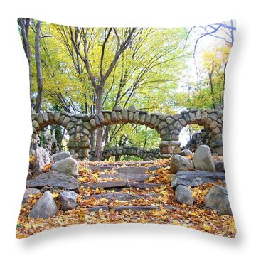 Theatre Reception Area Throw Pillow