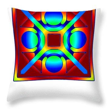 Theidan Throw Pillow