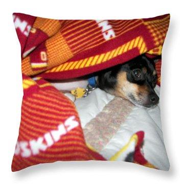 There's Always Next Season Throw Pillow