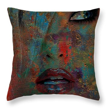 They See Us Throw Pillow